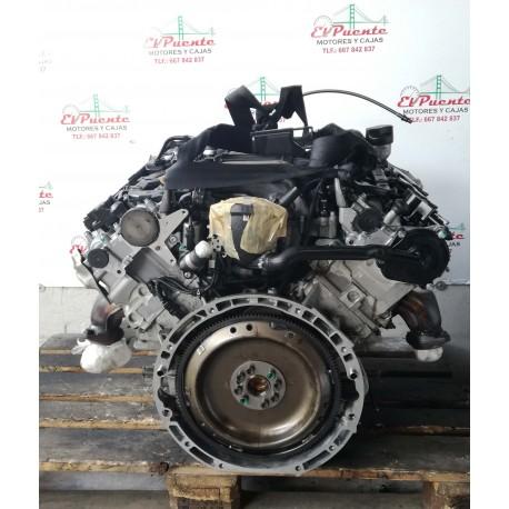 Motor completo Mercedes-Benz