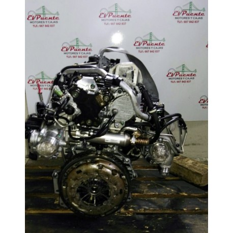 Motor completo D5244T5