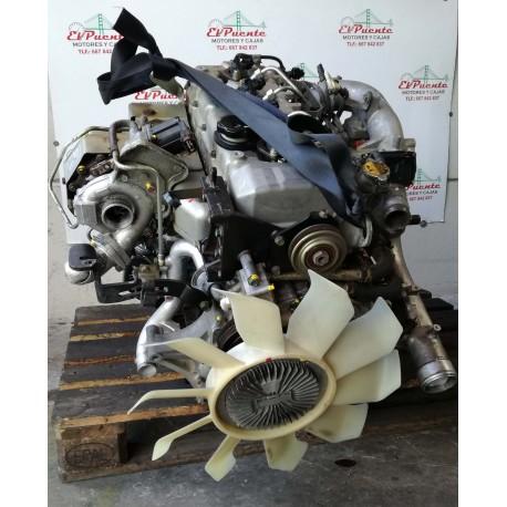 Motor completo 4M42